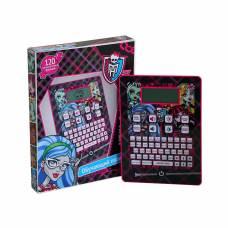 Обучающий планшет Monster High (рус.-англ., 120 функций), вертикальный Bondibon Creatures