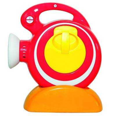 Диапроектор (свет, звук), мини Светлячок