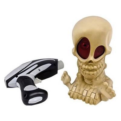 Проектор Johnny The Skull с пистолетом