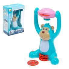 Игрушка-проектор «Весёлая обезьянка», со световыми эффектами Sima-Land