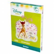 Шнуровка Disney Baby - Бэмби Десятое Королевство