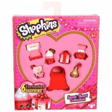 Игровой набор Shopkins - Сладкое сердечко Moose