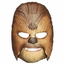 Электронная маска Чубакки Star Wars (звук) Hasbro