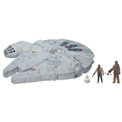 Флагманский космический корабль Звездных войн (свет, звук) Hasbro