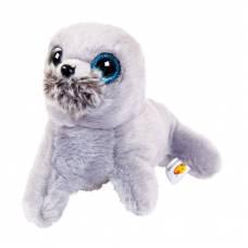 Тюлень, серый , 19 см. ABtoys