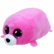 Мягкая игрушка Teeny Tys - Тюлень Seaweed, 10 см  Ty Inc