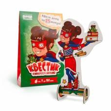 Настольная игра «Квестик супергеройский Катя» Банда умников