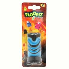 Пусковая пушка Floopiz Launcher, синяя CATCHUP TOYS
