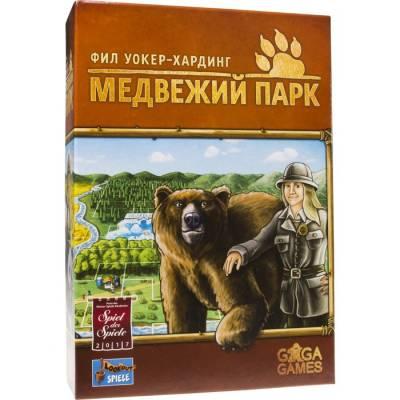 Настольная игра «Медвежий парк» Aga