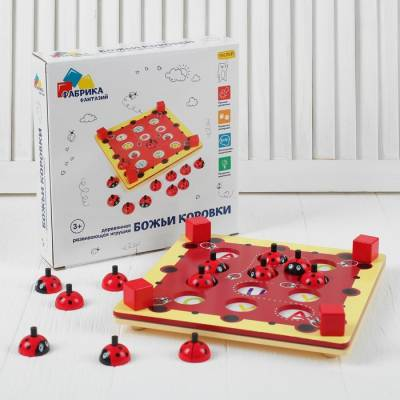 Деревянная игрушка Игра на память
