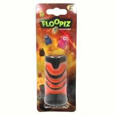 Пусковая пушка Floopiz Launcher, оранжевая CATCHUP TOYS