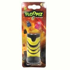Пусковая пушка Floopiz Launcher, желтая CATCHUP TOYS