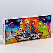 Настольная игра «Космические приключения» ЛАС ИГРАС