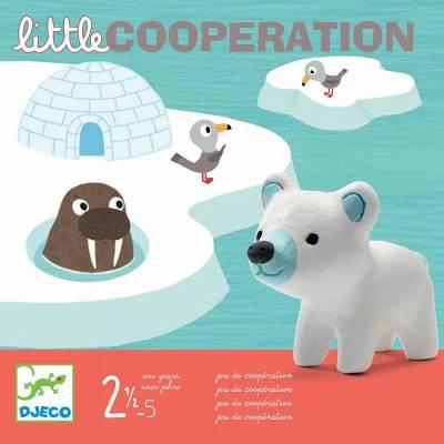Настольная игра Little Cooperation Djeco