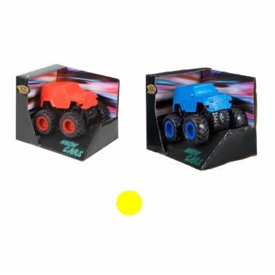 Инерционная машина Neon Сars - Джип Yako Toys