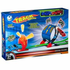 Автотрек Track Racing с машинкой Global Toys