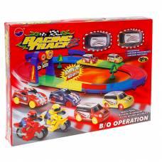 Гоночный трек с 2 машинками Racing Track 2
