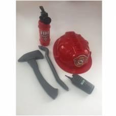 Игровой набор пожарного, 5 предметов Орион