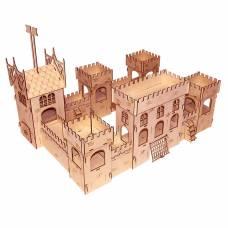 Игровой набор серии Я конструктор Замок, конструктор Paremo
