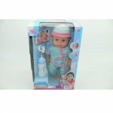 Функциональный пупс Baby Doll - Bonnie (звук)  Ledy Toys (куклы)