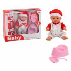 Интерактивный пупс Baby (звук) Ledy Toys (куклы)