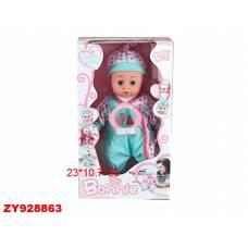 Пупс Bonnie (звук) Ledy Toys (куклы)