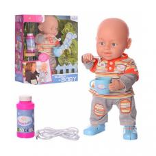 Интерактивный пупс Bubble Baby (звук, пускает пузыри)