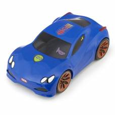 Гоночная машина Touch n' Go (звук), голубая Little Tikes