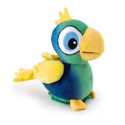 Интерактивный попугай Benny, зеленый IMC toys