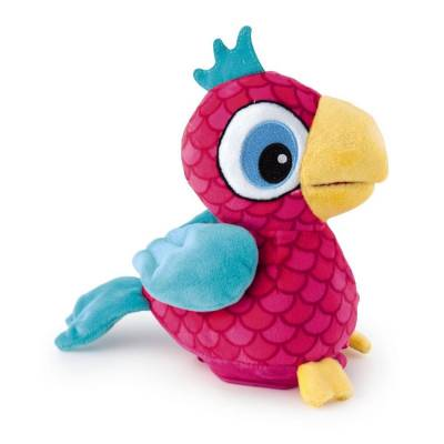 Интерактивный попугай Penny, розовый IMC toys