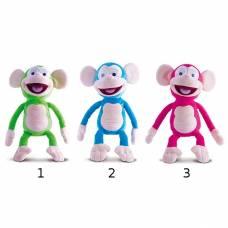 Интерактивная обезьянка Fufris (смеется, подпрыгивает) IMC toys
