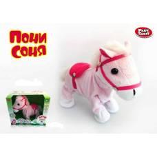Интерактивная игрушка «Пони Соня» (звук), розовая Play Smart
