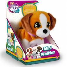 Интерактивная игрушка Club Petz Mini Walkiez - Щенок Beagle  IMC toys
