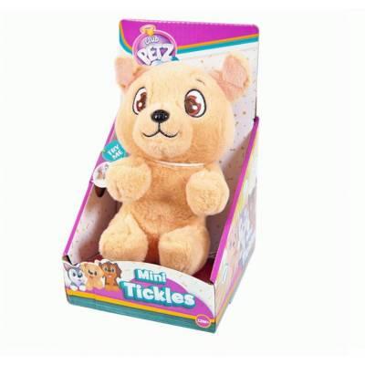 Интерактивный щенок Club Petz, бежевый IMC toys
