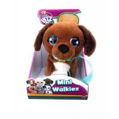 Интерактивная игрушка Club Petz Mini Walkiez - Щенок Chocolab  IMC toys