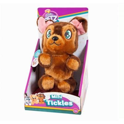 Интерактивный щенок Club Petz, коричневый IMC toys
