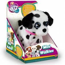 Интерактивная игрушка Club Petz Mini Walkiez - Щенок Dalmatian  IMC toys