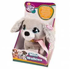Интерактивная игрушка Club Petz Mini Walkiez - Щенок Poodle  IMC toys