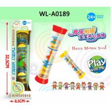 Игрушка для малышей развивающая, 8,5х8,5х32,5 см Junfa Toys