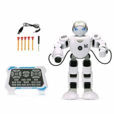 Робот р/у Alpha Robot (на аккум., свет, звук, стреляет) Shantou