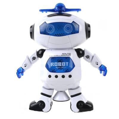 Интерактивный робот NauGoty (свет, звук, движение)