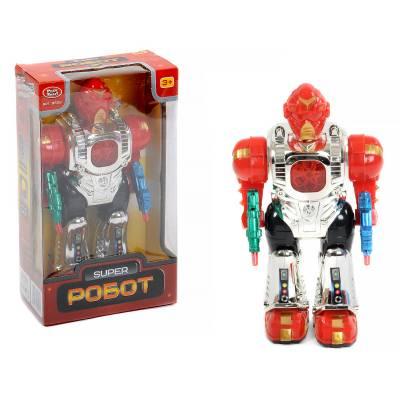 Интерактивный робот (движение, свет, звук) Shantou