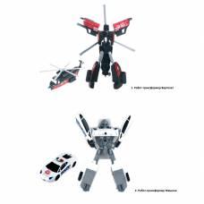 Робот-трансформер Robot Alliance - Super Police