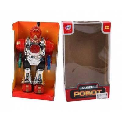 Игрушечный робот Super (свет, звук) Joy Toy