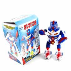 Интерактивный робот Swing (свет, звук), 23 см Shantou