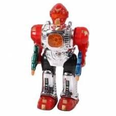 Интерактивный робот Super Robot (свет, звук, движение) Joy Toy