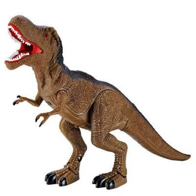 Интерактивный динозавр (движения, свет, звук) Zhorya