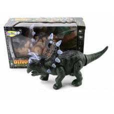Интерактивный динозавр Dino Valley (свет, звук, движение) Shantou