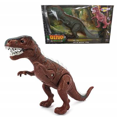 Интерактивная игрушка Dino Valley - Тираннозавр Рекс (свет, звук) Shantou