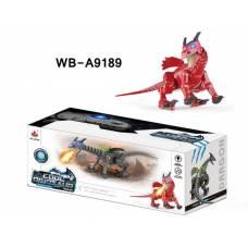 Дракон, световые и звуковые эффекты, 44,4х15х17 см Junfa Toys